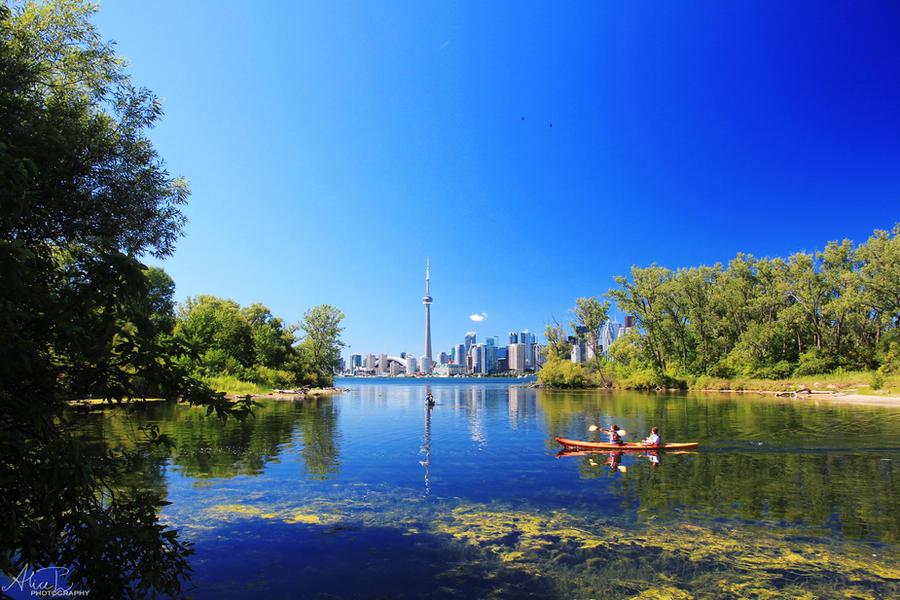 Toronto by Alyss6