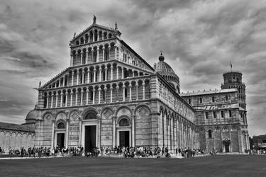 Pisa Cathedral II by Alyss6