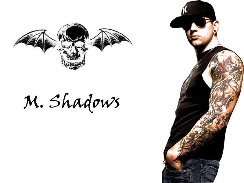 M Shadows Wallpaper M Shadows Wallpaper by...