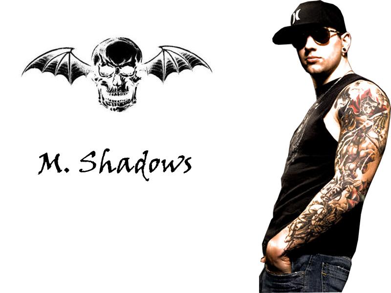 M shadows wallpaper by motleymitch on deviantart - Matt shadows wallpaper ...