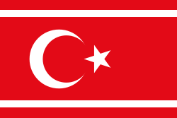 First Northern Cyprus' flag by Still-AteS