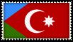 South Azerbaijan Stamps by Still-AteS
