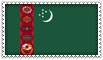 Turkmenistan Stamps by Still-AteS