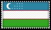 Uzbekistan Stamps by Still-AteS