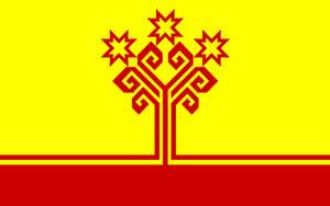 Chuvashian flag by Still-AteS