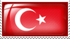 Turkey Stamp by Still-AteS