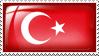 Turkey Stamp by Still-AteS