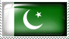 Pakistan Stamp by Still-AteS