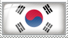South Korea Stamp by Still-AteS