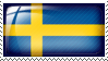 Sweden Stamp by Still-AteS