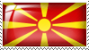 Macedonia Stamp by Still-AteS