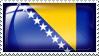 Bosnia Herzegovina Stamp by Still-AteS