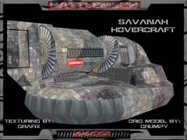 Savanah Hovercraft Pic 03 by Grafix71