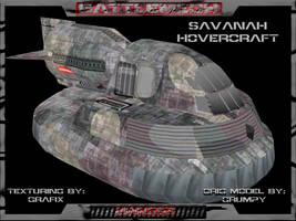 Savanah Hovercraft Pic 01 by Grafix71