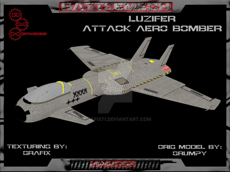 Luzifer Aero Bomber by Grafix71