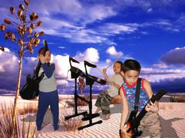 My Little Rock Band by Grafix71