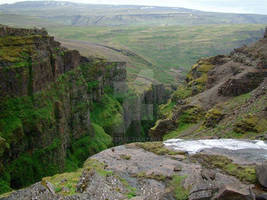 Keflavick Iceland Waterfall 1