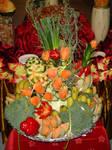 Fruit Center Piece
