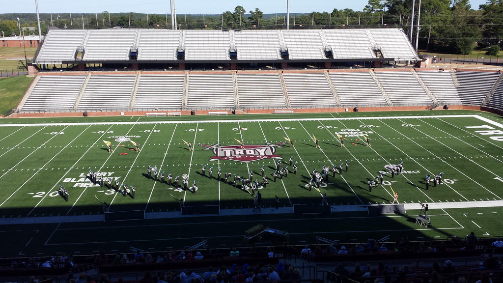 2014 Southwestern Band Competition by Grafix71