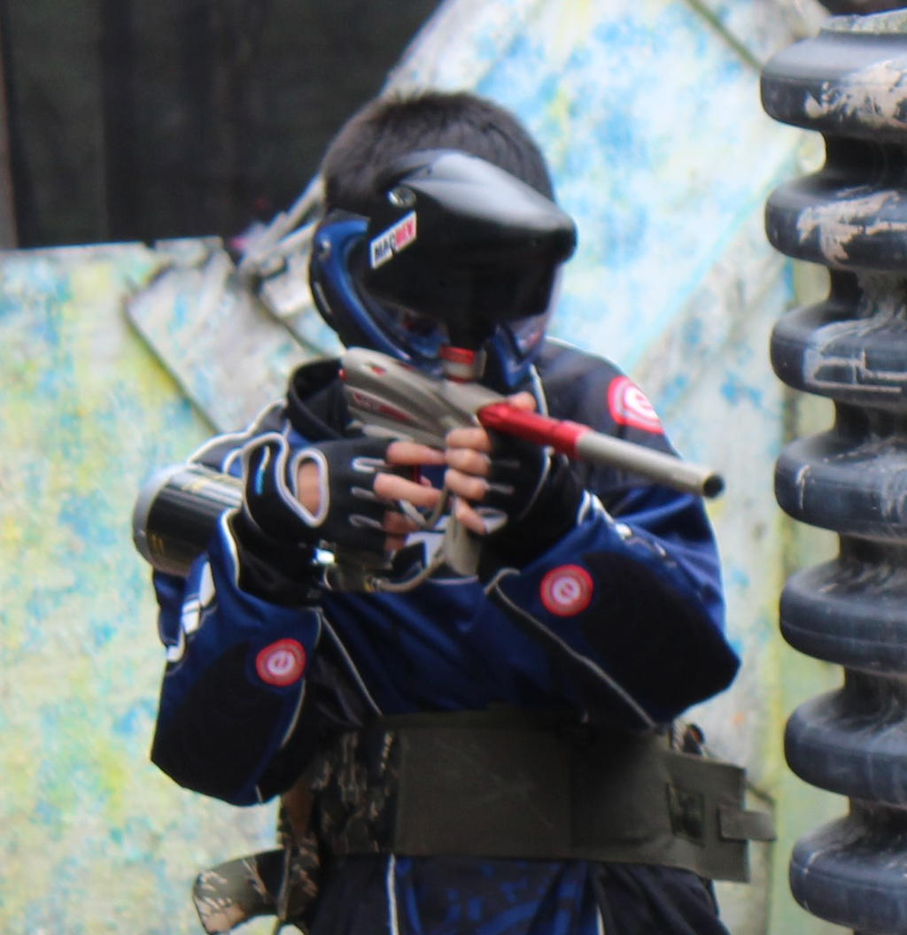 Paintball 2015 - Rhodel Nuval by Grafix71