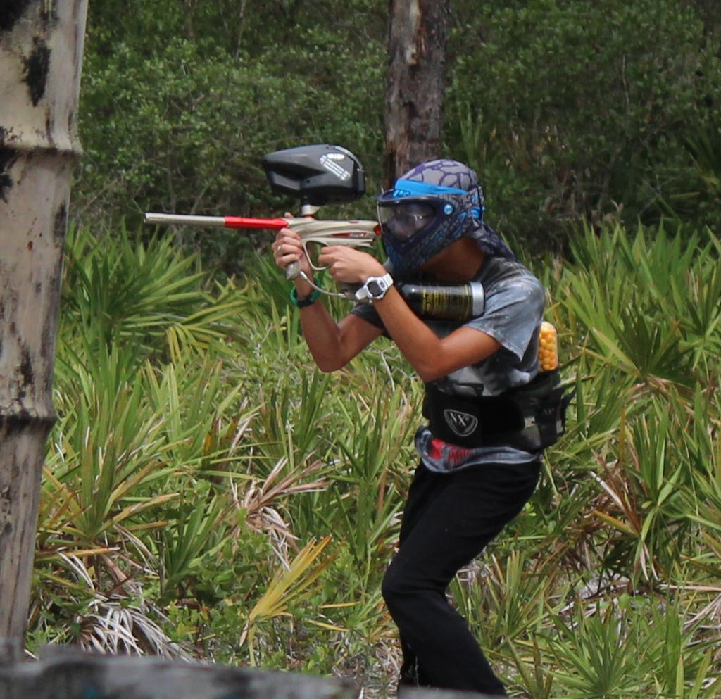 Paintball 2015 - Richard Nuval by Grafix71