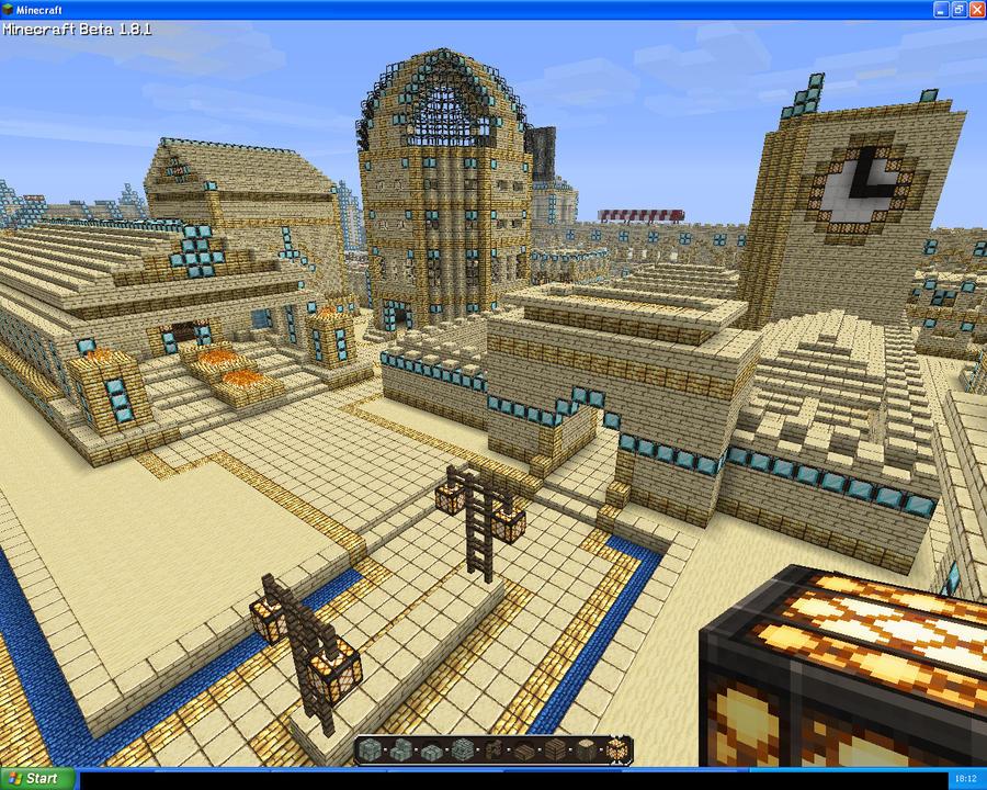 minecraft how to find a desert
