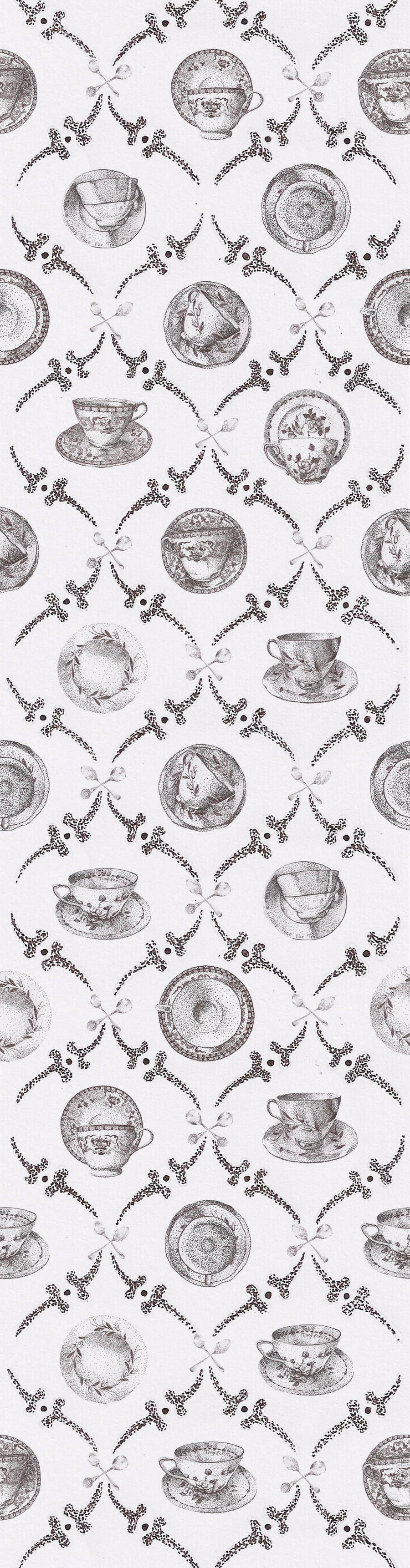 Victorian wallpaper by DiDi-S