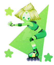 Peridot Roller by FlooNasif