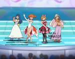 Pokegirls idol Commission