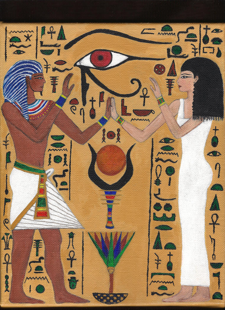 Ancient Egyptian Love