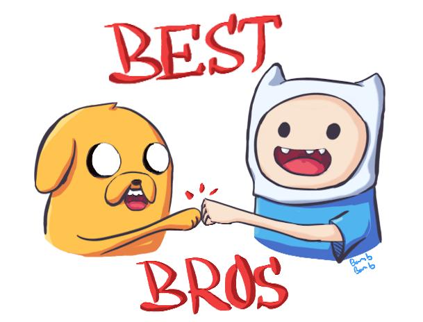 Best Bros For Life Man! by 4AllOfTheThingsImNot on DeviantArt