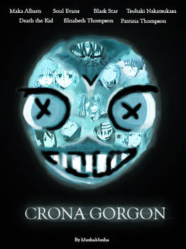 Crona Gorgon - Donnie Darko Poster