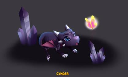 [Baby] #002: Cynder