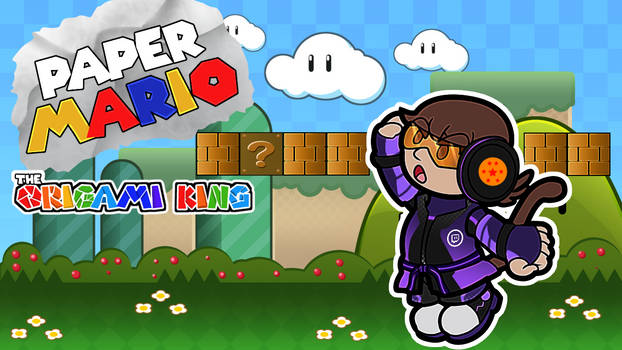 [Commission] Youtube Thumbnail for FireMario