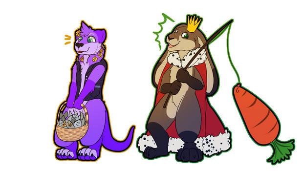 [Commission] Friend's Species Swap