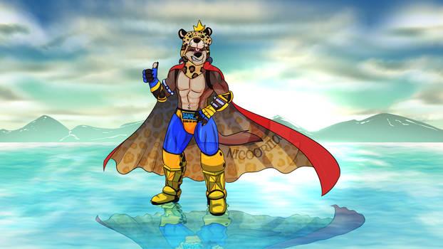 [Commission] King Samaki of Tekken