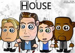 House MD Chibis