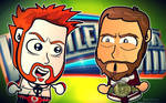 WM28 - Sheamus x Daniel Bryan Wallpaper