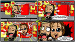 Seth Rollins and Dean Ambrose - WWE Comic Strip 08