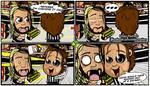 Seth Rollins and Dean Ambrose - WWE Comic Strip 10