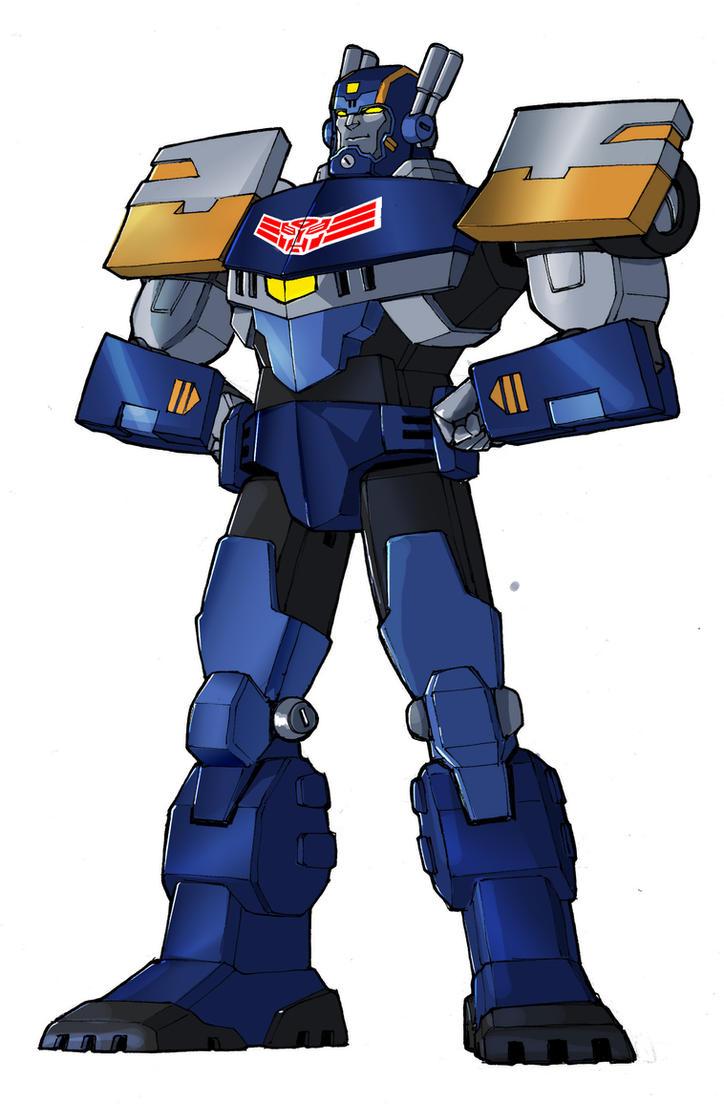 G1 Sentinel Prime by DrewEiden