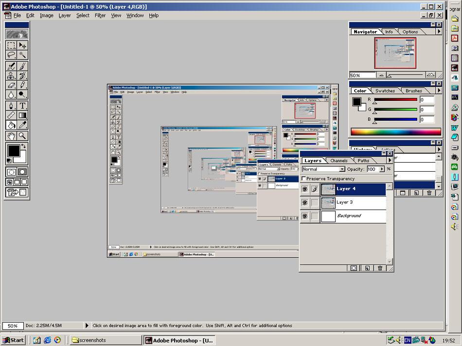 multilevel_screenshot by SereWolf