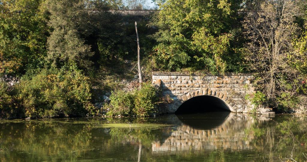 Railroad bridge outside of Railroad
