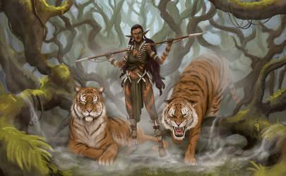Vastwood Tigress