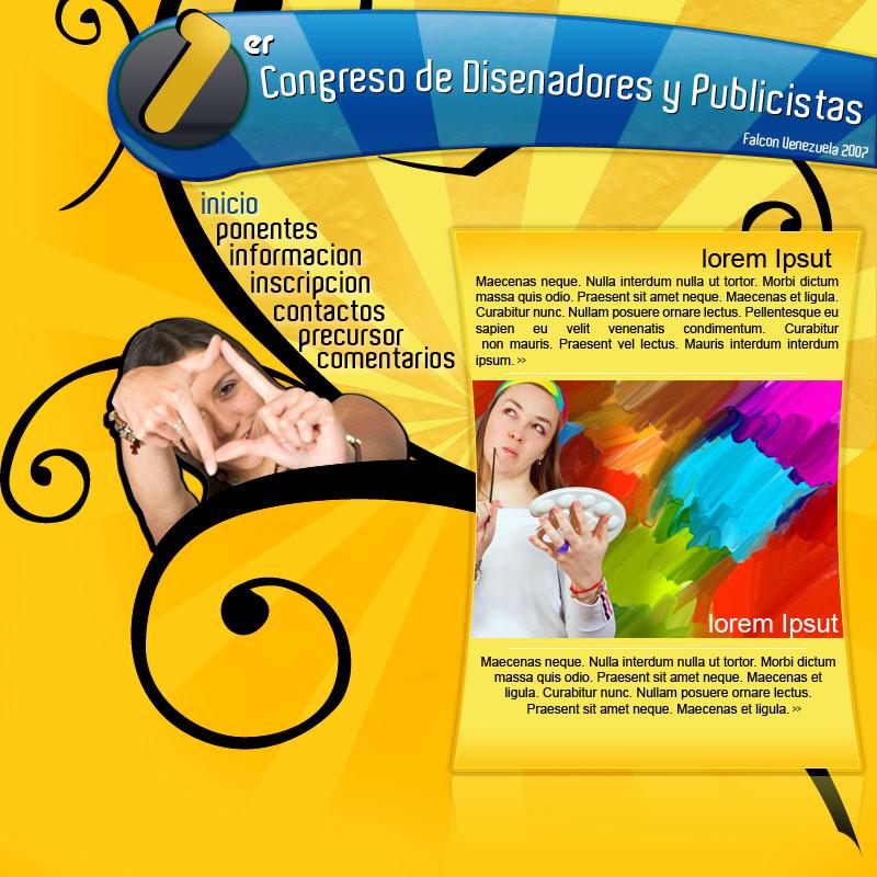 Congreso Disenadores. by elfleat