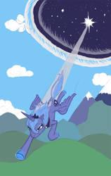 Sonic Starboom by lunarapologist