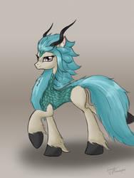 Exotic Pony