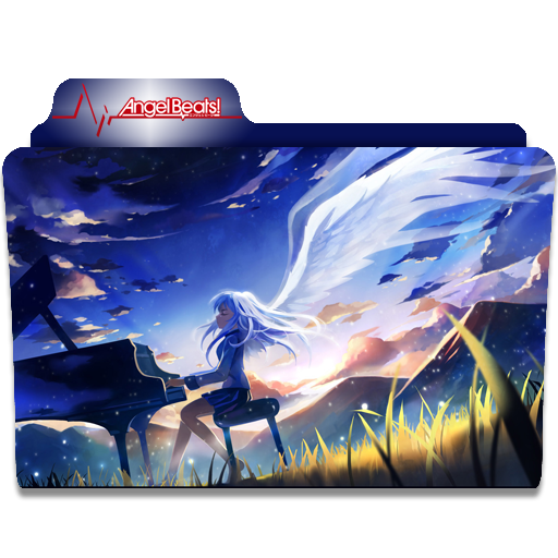 Angel Beats By Crlos46