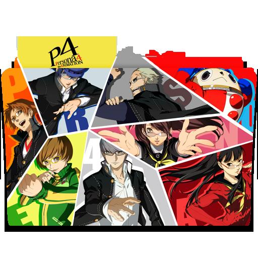 """Képtalálat a következőre: """"Persona 4: The Animation  ico"""""""