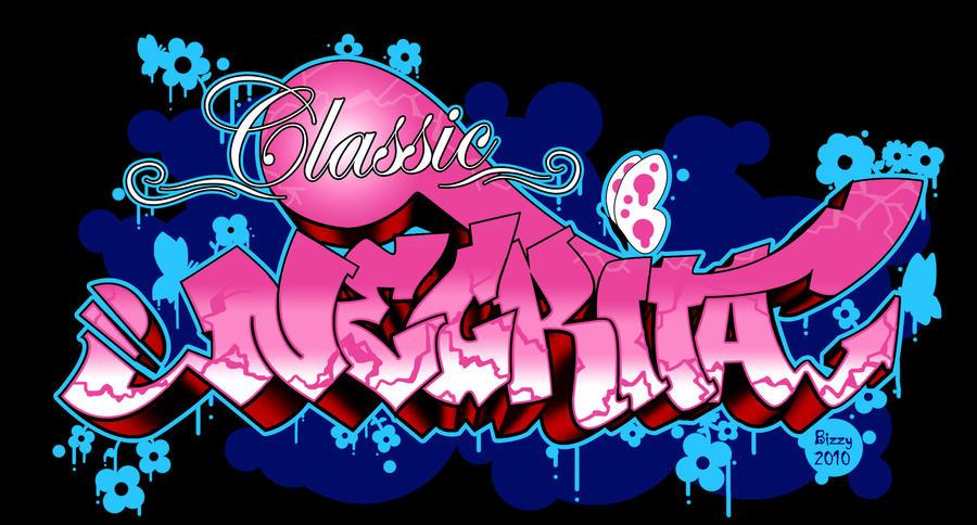 Nombre de daniela en graffiti - Imagui
